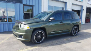 2009 Jeep Compass SPORT RALLE SUV, Crossover