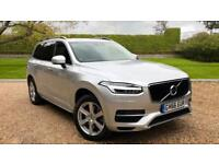 2016 Volvo XC90 2.0 T8 Hybrid Momentum Automat Automatic Petrol/Electric Estate