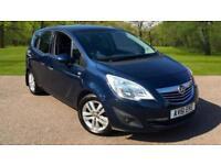 Vauxhall Meriva 1.4 16v ( 120ps ) ( a/c ) 2011MY SE TURBO BLUE MANUAL