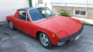 1972 Porsche 914 Great for project or parts!