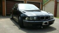 1997 BMW 5-Series 528i Sedan