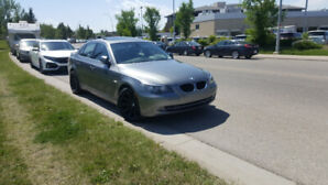 2010 BMW 5-Series 535 xi xdrive Sedan twin turbo