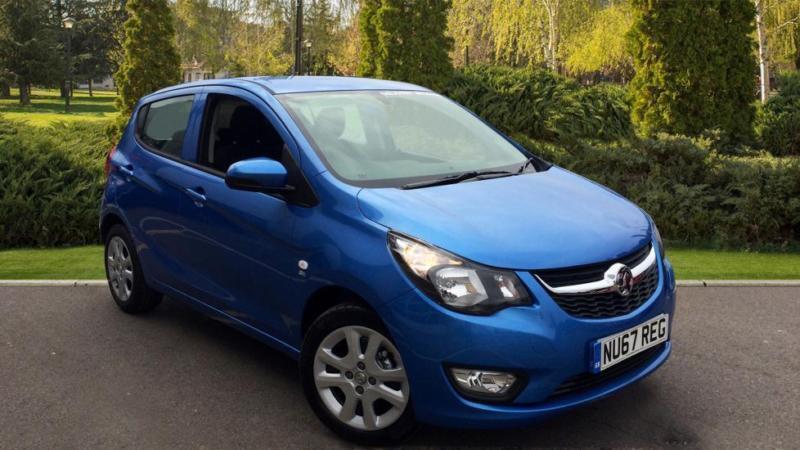 2017 Vauxhall Viva 1.0 SE 5dr Manual Petrol Hatchback