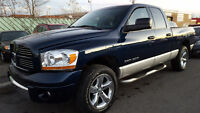 2006 Dodge Ram 1500 SLT SPORT cuir, impeccable, 160200 km