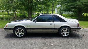 1985 Mustang GT T top for sale