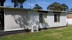 ONSITE VAN WITH HARD ANNEX LARGE DECK AT VICTOR HARBOR Littlehampton Mount Barker Area Preview