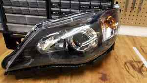 Impreza driver side headlamp lumière phare complet
