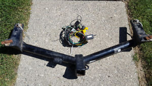 Trailer Hitch and Wiring for Dodge Journey