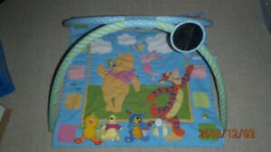 Activity gym for babies-Winnie The Pooh