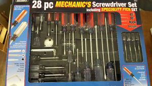 brand new screwdriver set