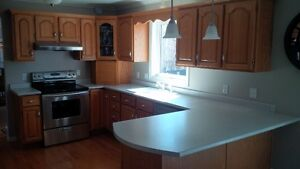 Oak Kitchen cabinets and more, Price for quick sale by June 2016