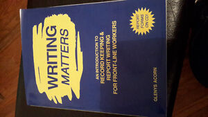 Writing Matters an introduction to ... by Glenys Acorn