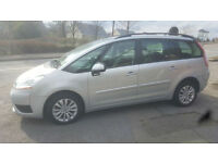 2009 Citroen C4 Grand Picasso 1.6 HDi 16v VTR+ 7 Seater * Low Mileage * Top Spec
