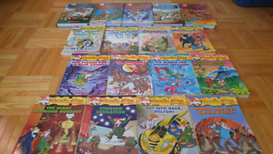 12 Geronimo Stilton books and 5 special edition