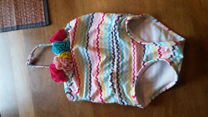 9-12 Month Baby Girl Bathing Suit