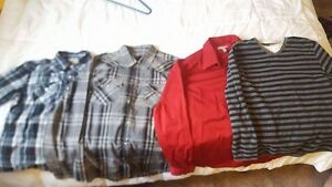 Men shirts n jacket