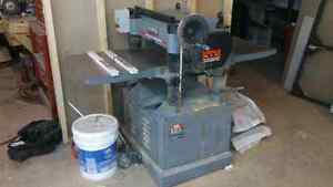"""King Industrial 20"""" Planer with 2 sets of spare blades"""