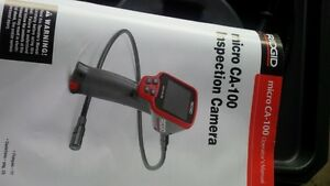 Inspection Camera Made by RIDGID CA-100
