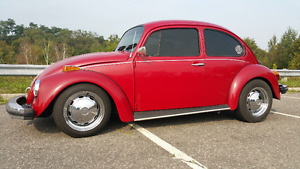 1975 VW Beetle for sale. Moving can't take it with me.  $5000