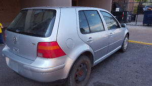 2003 Volkswagen Golf Hatchback-TDI !!!!