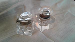 Crystal Inkwells