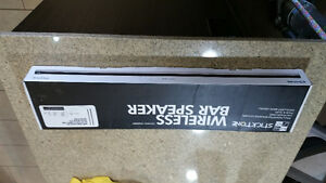 ((SILM 20W x 2)) Exelway, STA400, Passive Slim Bar Speaker, NEW London Ontario image 5