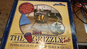 Grizzly Cub Fireplace & Grill