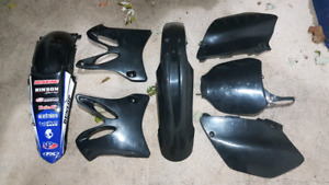 YZ 125/250 plastics kit