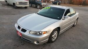 Pontiac Grand Prix GT SEDAN **** CERTIFIED *** SALE $3395