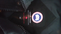 Authentic Canada Goose vest from Harry Rossen