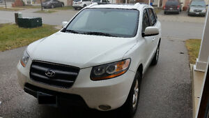 2008 Hyundai Santa Fe Limited SUV, Crossover Cambridge Kitchener Area image 2