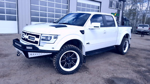 2014 ford raptor roush supercharged