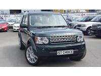 2010 LAND ROVER DISCOVERY 4 TDV6 HSE FANTASTIC VEHICLE FULL LAND ROVER HISTO