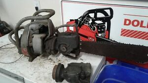 Wanted Power Machinery Ltd PM Chainsaws