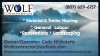 Wolf Contractor Services
