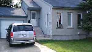 Maison à louer à Lavaltrie - Libre 1er octobre