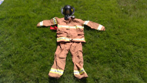 Fire Chief Halloween Costume - great quality!