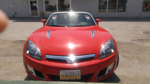 2007 Saturn Sky REDLINE. *TURBO* -safetied-