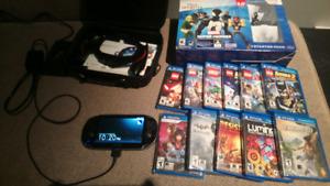 À qui la chance! Kit Playstation Vita