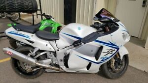 Suzuki Hayabusa | New & Used Motorcycles for Sale in Alberta