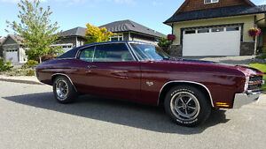 1970 Chevelle SS 396