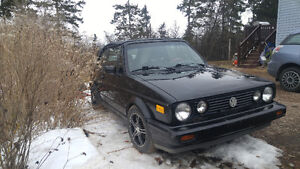 1992 Volkswagen Cabrio MUST SELL $$$ Need Gone $$$