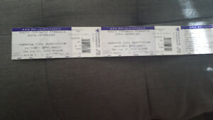 2 Tickets - Rufus Wainright at the Rebecca Cohn Auditorium 09/20