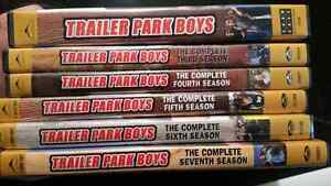 Trailer Park Boys on DVD