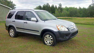 2005 Honda CR-V LX AWD