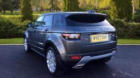 2017 Land Rover Range Rover Evoque 2.0 TD4 HSE Dynamic 5dr Manual Diesel 4x4
