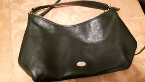 Black and gold Coach purse- Never used Strathcona County Edmonton Area image 2