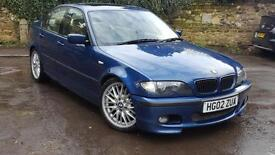 BMW 330 2.9TD auto 2002MY d Sport - FACELIFT MODEL