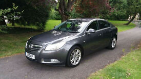 2009 Vauxhall Insignia 2.0CDTi 16v ( 130ps ) Exclusiv £3295