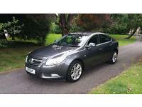 2009 Vauxhall Insignia 2.0CDTi 16v Exclusiv Fsh New Mot £3495 mondeo vectra c5 407 passat avensis